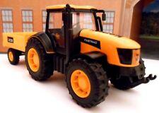 PERSONALISED NAME JCB FASTRAC TRUCK Toy Car MODEL boy dad BIRTHDAY gift NEW