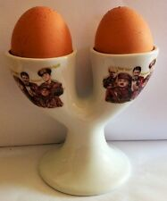 BLACKADDER Stephen Fry, Tony Robinson, Rowan Atkinson DOUBLE EGGCUP  EGG CUP