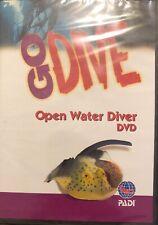 Go Dive Open Water Diver Dvd New!