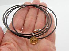 """Alor Diamond 18k White & Yellow Gold & Steel Bracelet 04-52-Joy 7 1/2"""" Med. JOY"""