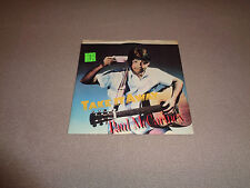 "Paul McCartney - Take It Away - Columbia 7"" Vinyl 45 - PS - 1982 - NM-"
