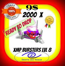 INGRESS 2000 BURSTER XMP8 L8 LVL8 INSTANT DELIVERY PAY 2 GET 3 option 100% safe