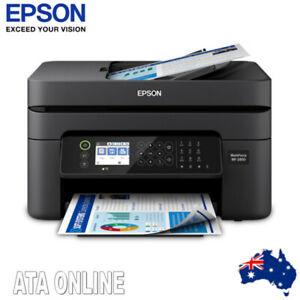 Epson WorkForce  WF-2850 Wi-Fi Colour Duplex Inkjet Printer With Warranty