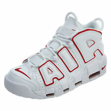 Nike Air More Uptempo 96 White Varsity Red Scottie Pippen SNEAKERS Mens  Size 11 b1ef03d28