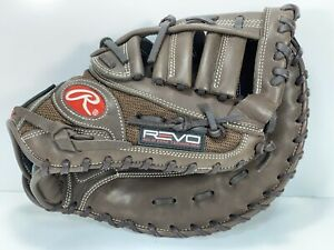 Rawlings REVO 550 Fastpitch Series: 5SCFBM First Base Mitt RH - New