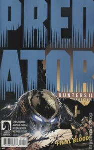 Predator Hunters II #4 NM 2019 Stock Image