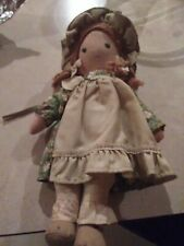 Vintage holly hobby doll
