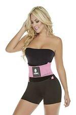 bdd1b6c87f4 Tecnomed 2 Version Gym Powernet Belt Shaper Back Support Men Women Tec0655  Pink Neon Regular M
