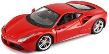 Bburago Ferrari 488 GTB Scala 1 24