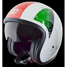 CASCO moto JET custom HARLEY Origine SPRINT italia RELIC visierino PARASOLE tg.M