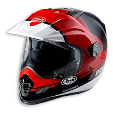 DUCATI Arai STRADA TOUR X 3 Enduro Helm Helmet Integralhelm schwarz rot NEU !!