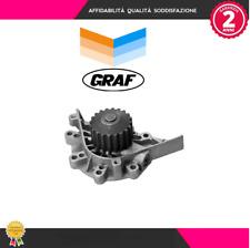 PA862 Pompa acqua raffreddamento Citroen-Fiat-Lancia-Peugeot (MARCA-GRAF)