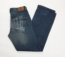 jeans lonsdale murray uomo usato w34 tg 48 relaxed comodo boyfriend denim T3103
