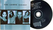 The CORRS CD Runaway UK 3 Track inc Tin Tin Out REMIX / MANCINI Mix UNPLAYED