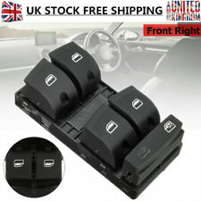 Electric Window Switch Console Front Right Side For AUDI A3 A6 Allroad S6 Q7 UK