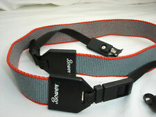 BOWER CAMERA NECK STRAP , Vintage , made in Germany