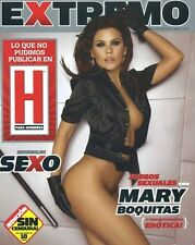 REVISTA H EXTREMO MEXICAN MAGAZINE MARY BOQUITAS ABRIL 2007 NEW/ SEALED
