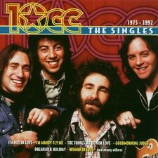 10cc THE SINGLES 1975-92 Essential BEST OF 19 SONGS Collection NEW SEALED CD