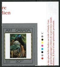 CANADA - 1991 - Capolavori dell'arte canadese (IV)