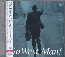 GO WEST MAN - various artists CD japan edition