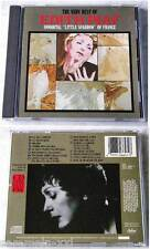 Edith Piaf - Little Sparrow Of France .. USA Capitol CD
