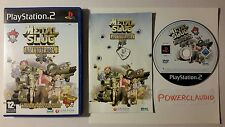 METAL SLUG ANTHOLOGY ps2 PAL ITA italiano PlayStation 2 COMPLETO 1 2 3 4 5 6 X