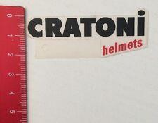 Autocollant/sticker: Cratoni-HELMETS (200316137)