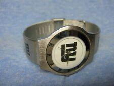 Men's NEW YORK GIANTS Water Resistant Watch w/ New Battery