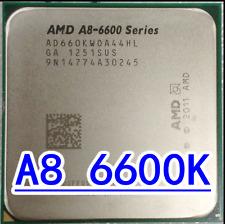 AMD A8-6600K - 3,9 GHz Quad-Core (AD660KWOHLBOX) Prozessor