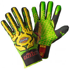 Dickies Heavy Duty Super Grip Impact Gloves Work KONG Outdoor (GL01SG)
