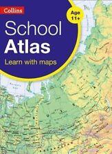 Collins School Atlas (Collins School Atlas) by Collins Maps (Paperback, 2016)