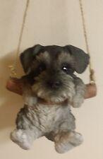Hanging Schnauzer Puppy - new in box
