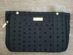 PurseN Purse NWT Handbag Organizer Insert Black. Large, 8other pockets Beautiful