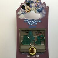 Disney Where Dreams HapPin Kermit the Mouse and Friends LE Pin