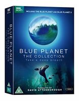 Blue Planet: The Collection [DVD] [2017][Region 2]