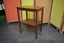 Small rosewood VTG MCM Danish Mod side table Mobler John Stuart