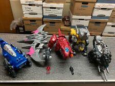 Bandai Power Rangers Movie Megazord Battle Zord 2016 Parts Lot