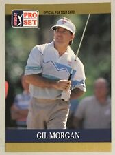 GIL MORGAN, 1990 PRO SET COLLECTOR'S CARD IN EXCELLENT CONDITION ! GOLF LEGEND !