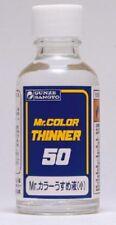 Mr. hobby t-101 color thinner/diluyente 50ml (100ml = 5,98 EUR)