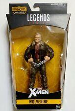 MARVEL LEGENDS WOLVERINE OLD MAN LOGAN MARVEL LEGENDS X-MEN WARLOCK SERIES MISB!