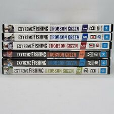 Extreme Fishing With Robson Green  Season 1 2 3 4 5 6 7 Complete 13 discs Free📮
