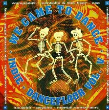 WE CAME TO DANCE Vol.5 - CD (Wumpscut, Suicide Commando, Haujobb,..)