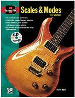 Basix Scales and Modes for Guitar Book  CD Basix[r]