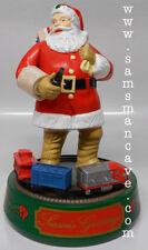 Coca Cola Santa Mechanical Bank
