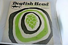 Dogfish Head Record Store Day Advertising Sign Analog Beer for the Digital Age