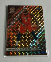 R12,876 - DEMARCUS COUSINS - 2017/18 SPECTRA - #14 - ORANGE - #2/5 - WARRIORS -