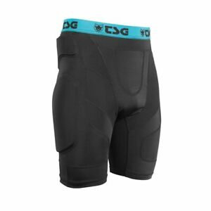 TSG Crash Pant A Protective Shorts for All Action Sports | Fits Men and Women