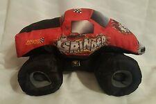 "2009 Advanced Auto Parts Grinder Monster Jam Plush Stuffed Animal Truck Toy 14"""