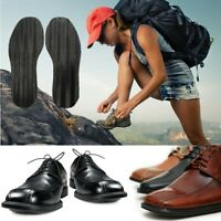 Shoe Repair Grip-rubber Men's DIY Glue Stick On Soles Heel Anti-slip Palm Kit !