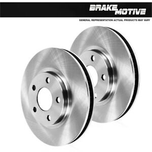 For Chevy Malibu Pontiac Grand Am Alero Oldsmobile Cutlass Front Brake Rotors